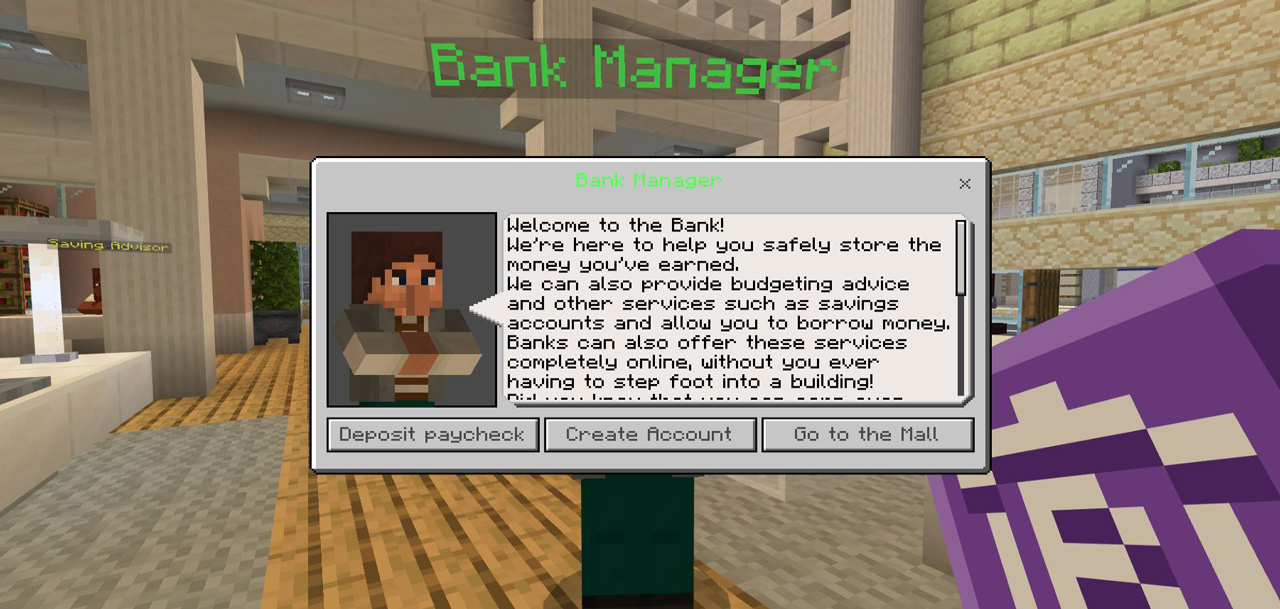 i 1 90665045 big seanand8217s latest collaboration teaching kids about financeon minecraft