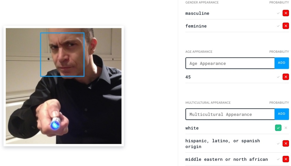 AI company Clarifai says its new face recognition technology