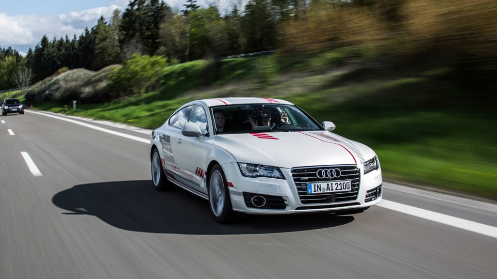 Audi Is The First Automaker To Be Approved To Test Selfdriving Cars I - Audi car company