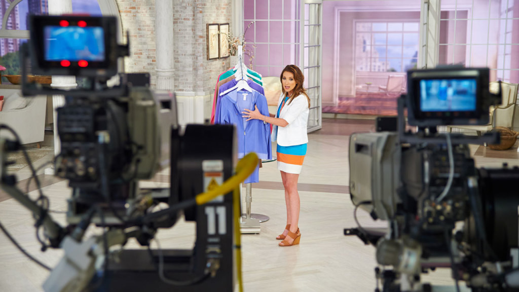 Qvc And Home Shopping Network Are Merging To Make The Late Night Infom