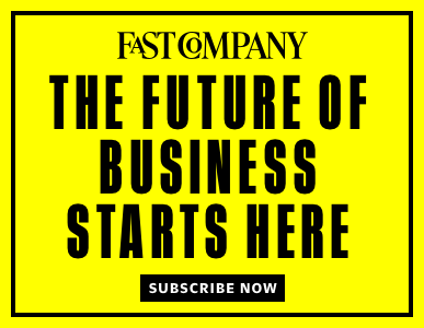 The future of business starts here. Subscribe now.