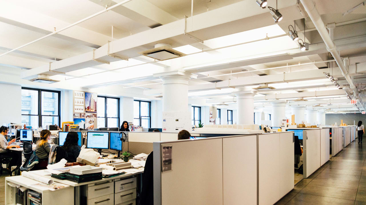 How Companies That Design Offices For A Living Design Their Own