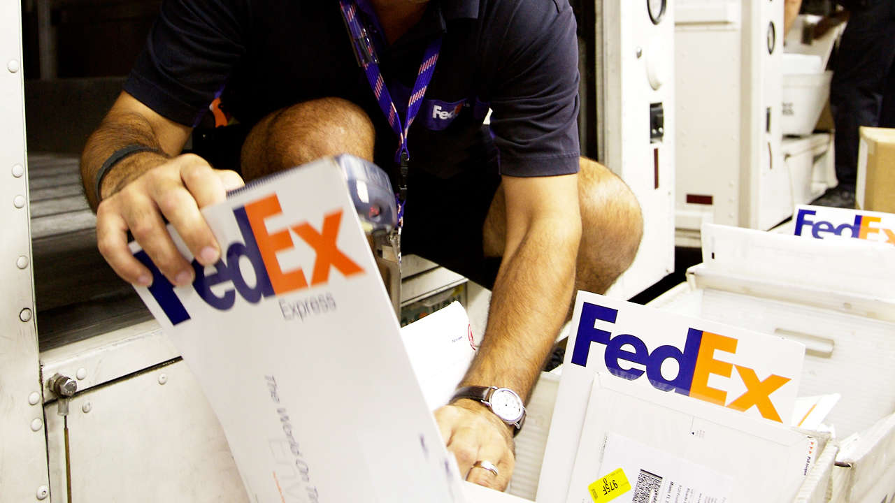 The Story Behind The Famous FedEx Logo, And Why It Works