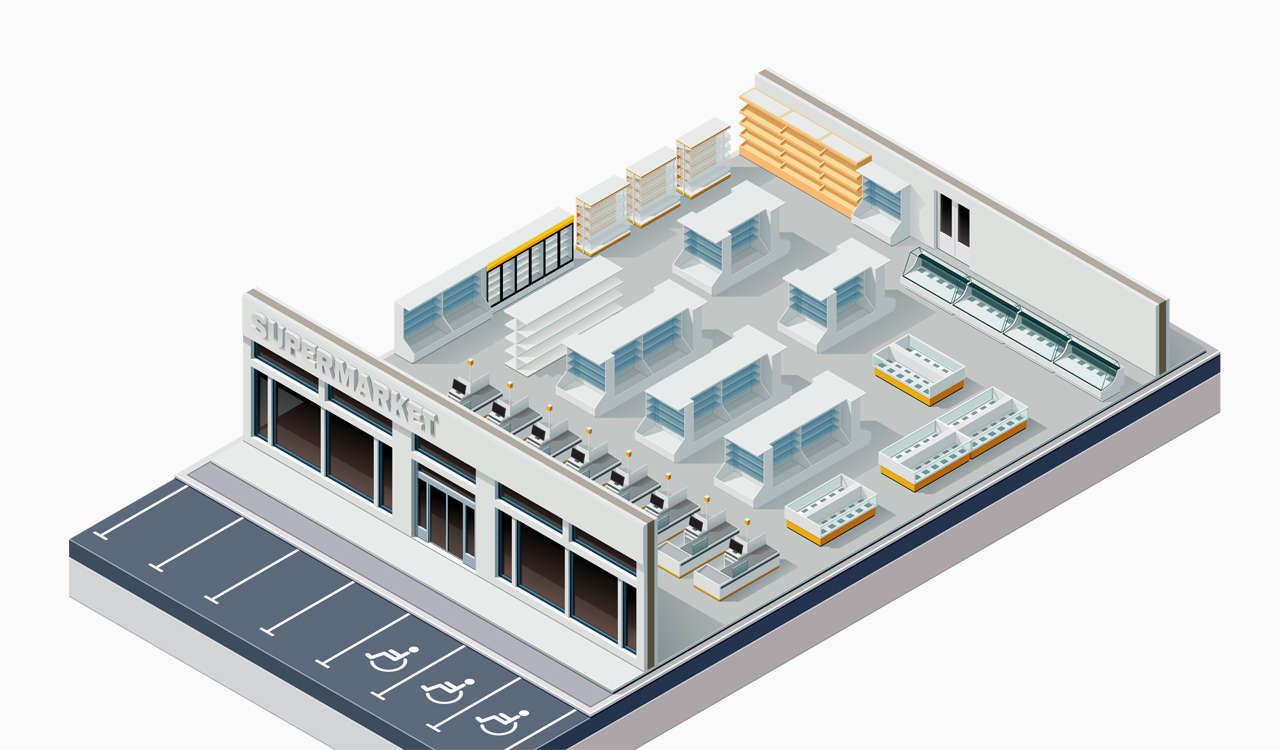 how grocery store design is wrecking the planet