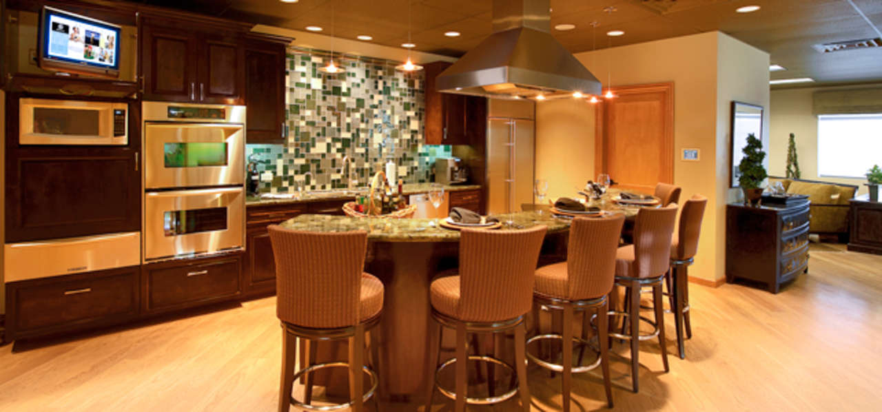 Why You Should Swap Your Corporate Boardroom For A Company Kitchen