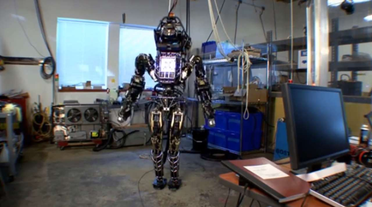 meet darpas humanoid robot that could