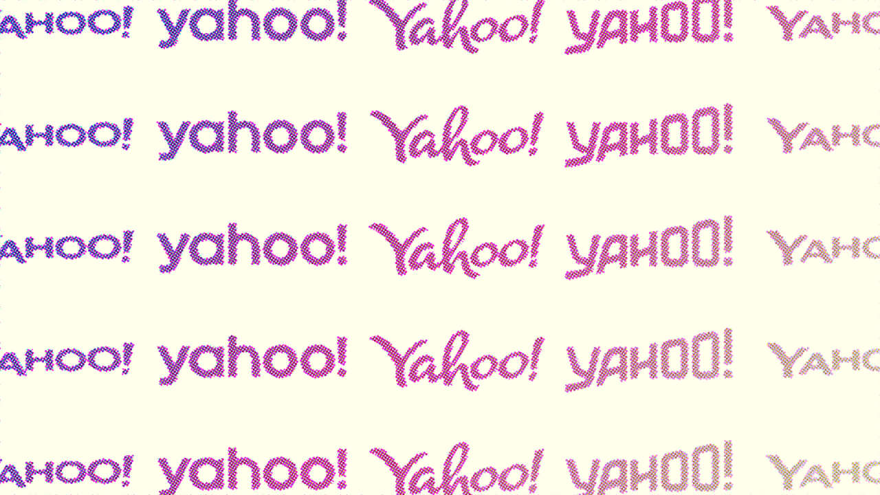 """Why Yahoo's €�30 Logos In 30 Days"""" Campaign Is Actually Brilliant Rebranding  Why Yahoo's"""