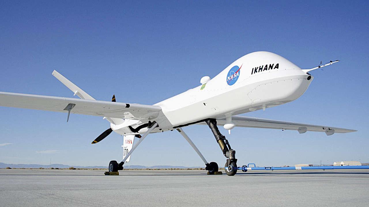 Ikhana Pop Meet NASAs Predator Drone