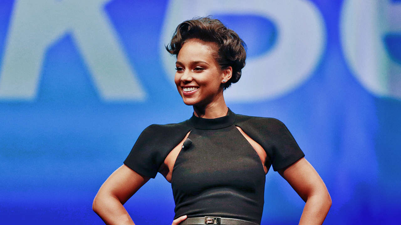 should blackberry lay off creative director alicia keys