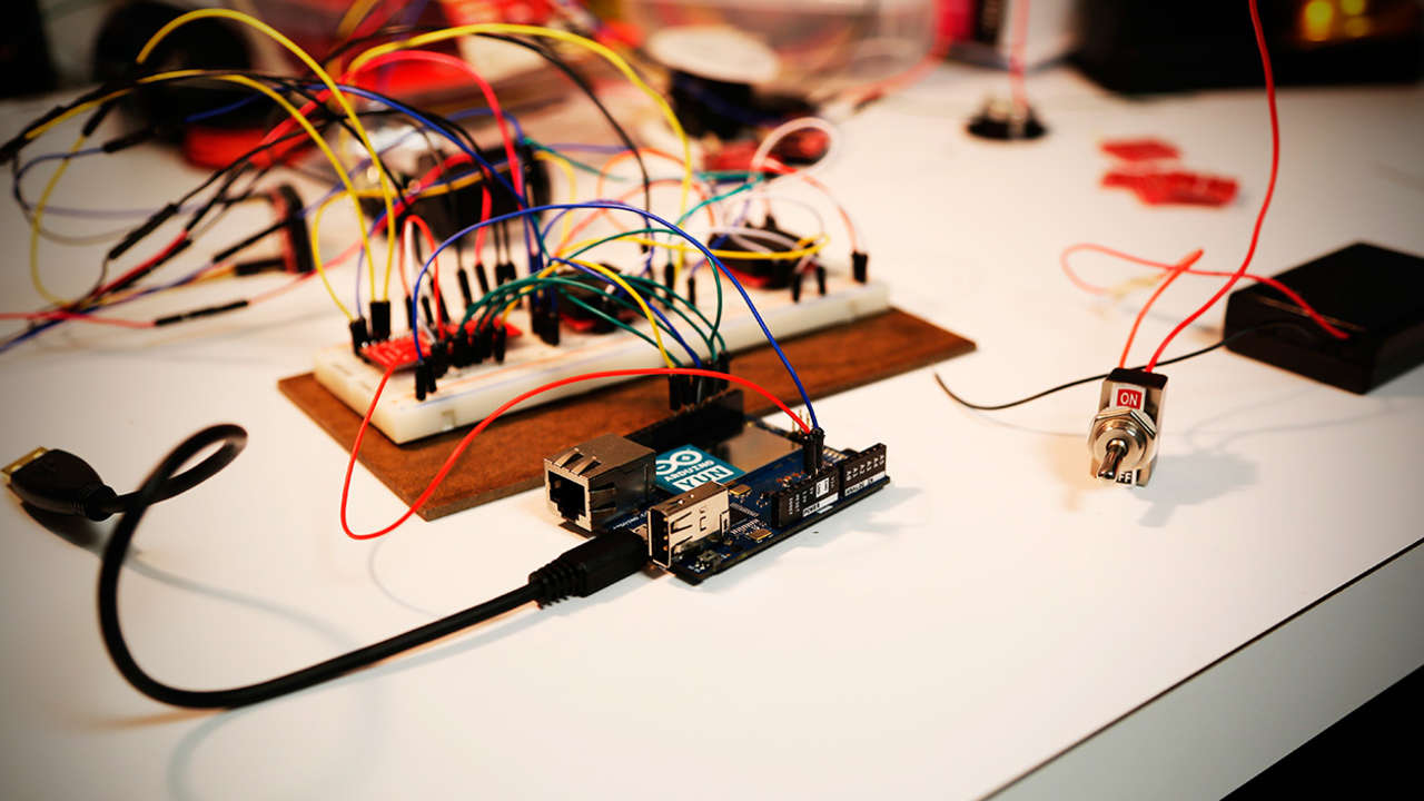 How To Virtually Unite Remote Teams With RFID, Arduino, And Beer | Fast Company