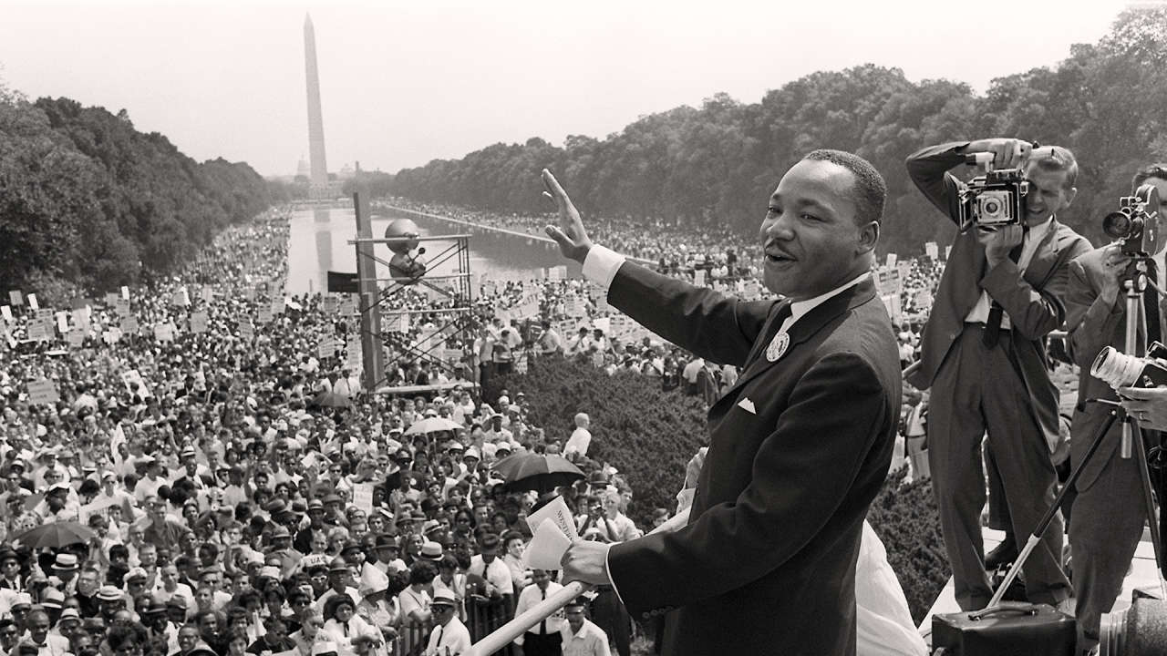 what made i have a dream such a perfect speech