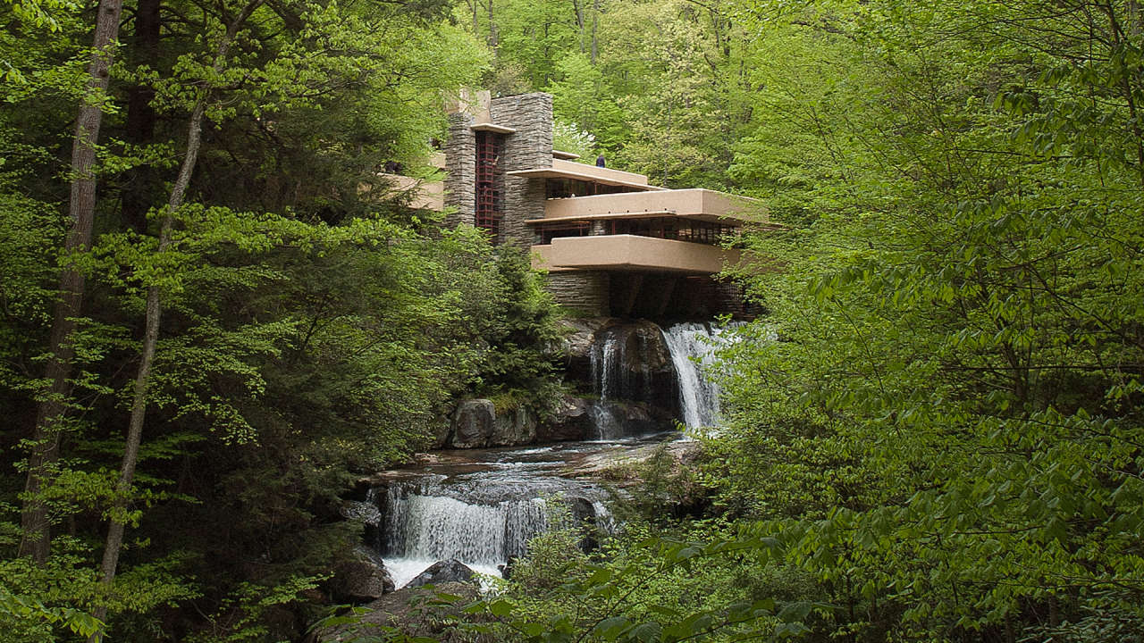 10 of frank lloyd wright s greatest buildings for Frank lloyd wright stile prateria