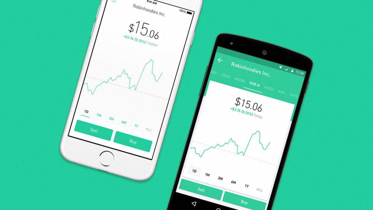 Robinhood Bringsmissionfree Stock Trading To More Apps 3 Ways To Buy Stocks  For Free