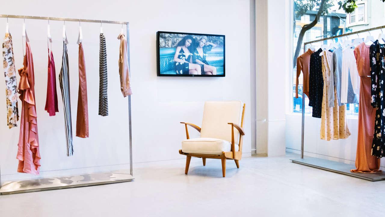 Q store clothing