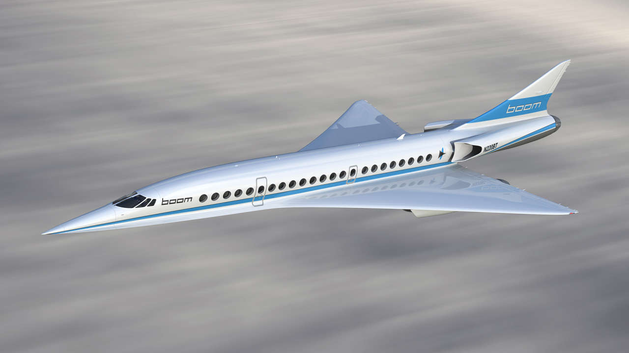 This Plane Could Fly To Europe In Under 4 Hours–And Other Stories You Might've Missed | Fast Company