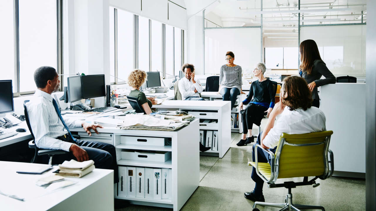 would your company pass this stringent good workplace audit