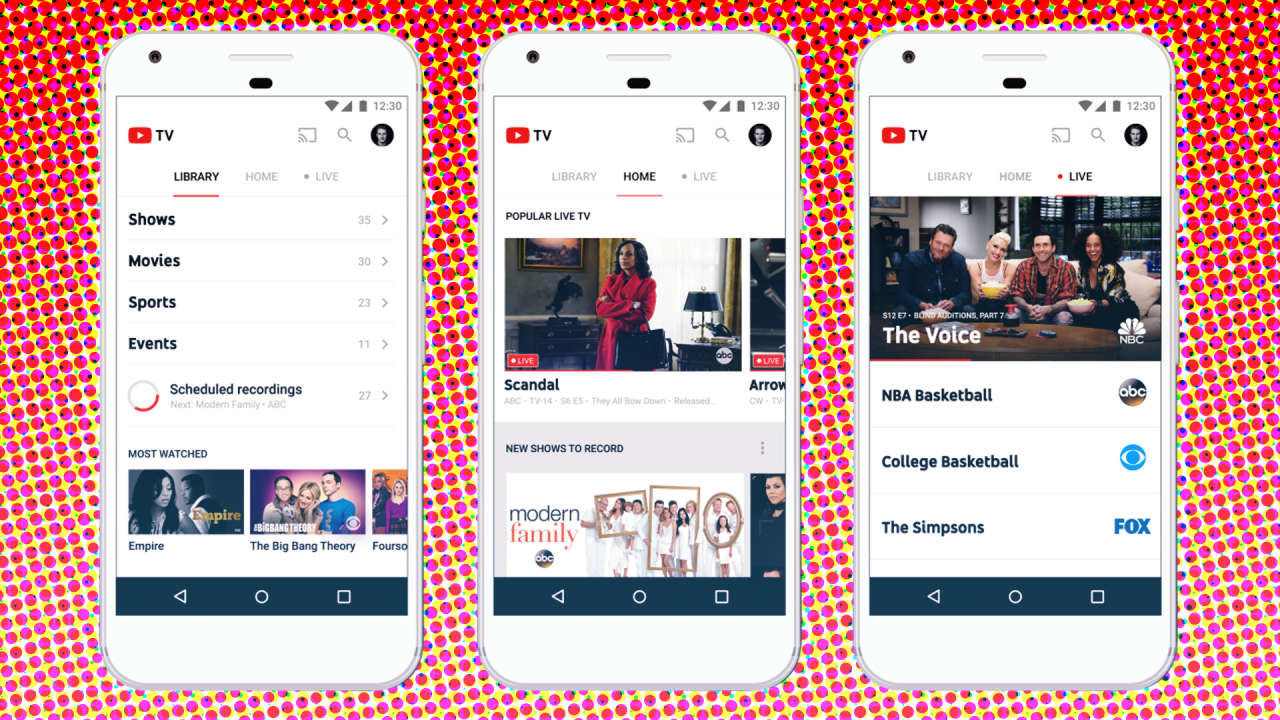 YouTube TV Arrives Today–Promising, but a Work in Progress