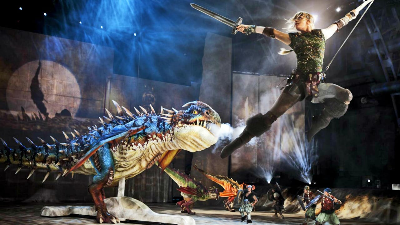 Dance With Dragons: How DreamWorks Turned A Hit Movie Into ...
