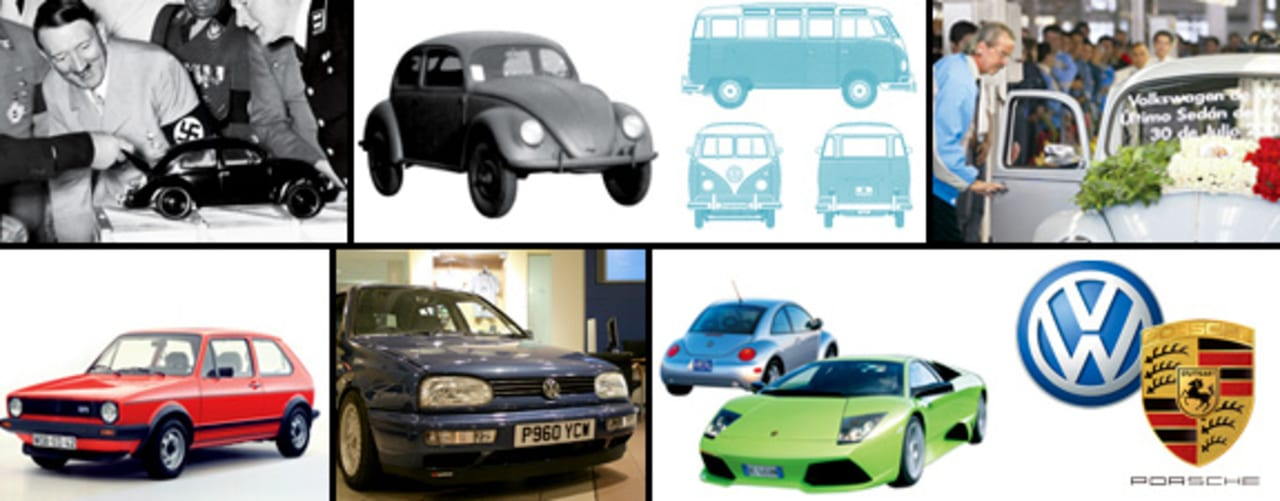 The History Of Volkswagen Fast Company