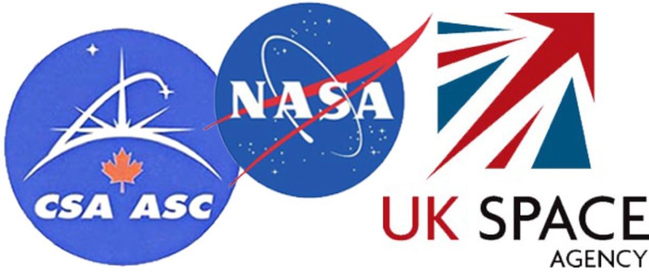 London we have a problem u k space logo proves graph for Design space co