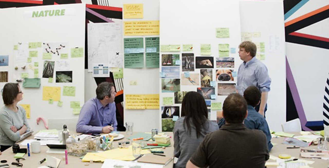 Biomimicry challenge ideo taps octopi and flamingos to for Ideo company