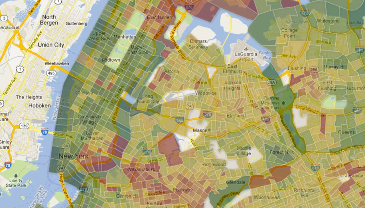 United States Poverty Map Visualizing Economics Census Bureau - Us counties by average income