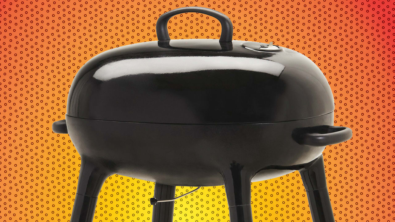 ikea s lill n grill adds midcentury flare to summer bbq co design. Black Bedroom Furniture Sets. Home Design Ideas