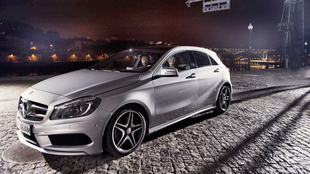 Mercedes benz adds twitter control to latest tv campaig for The latest mercedes benz