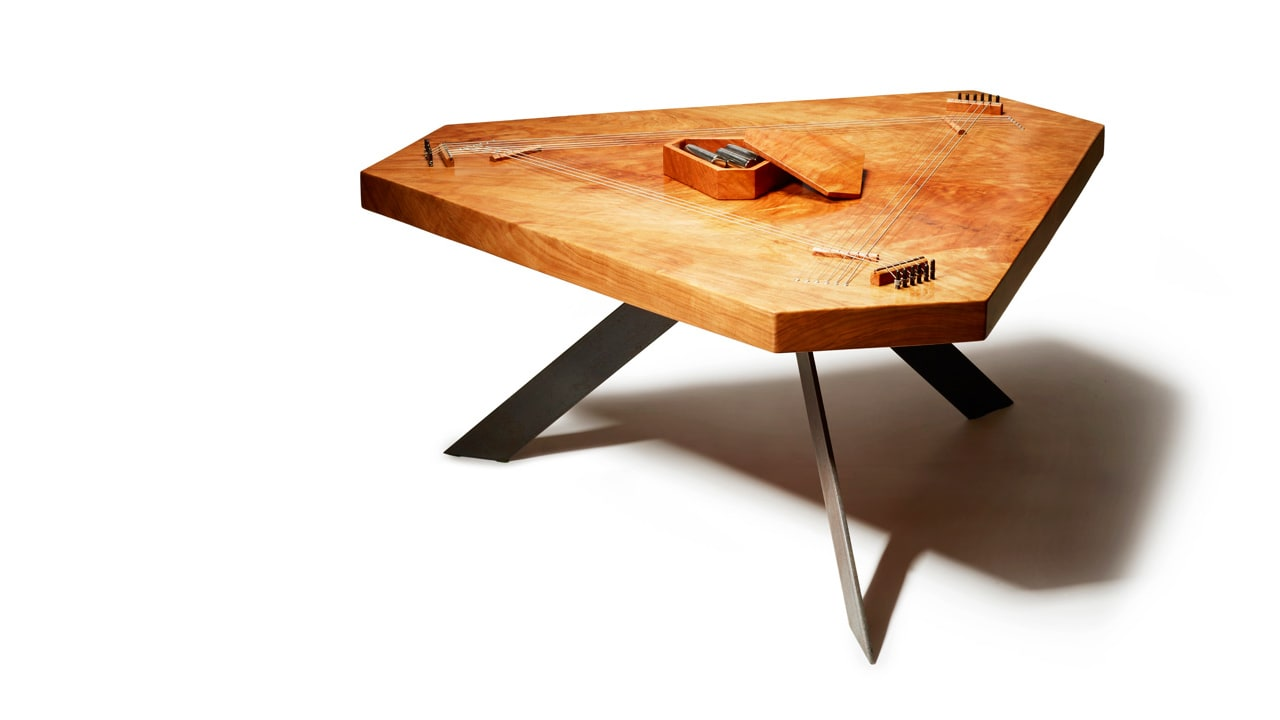 Musical Furniture Furniture You Can Play These Musical Instruments Augur The Future