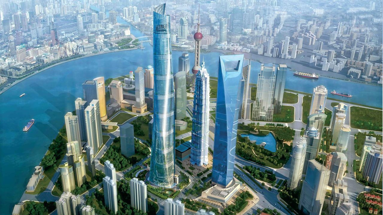 The New Second Tallest Building In The World Is An Urban Green ...