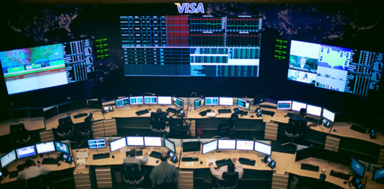 How Visa Protects Your Data Fast Company