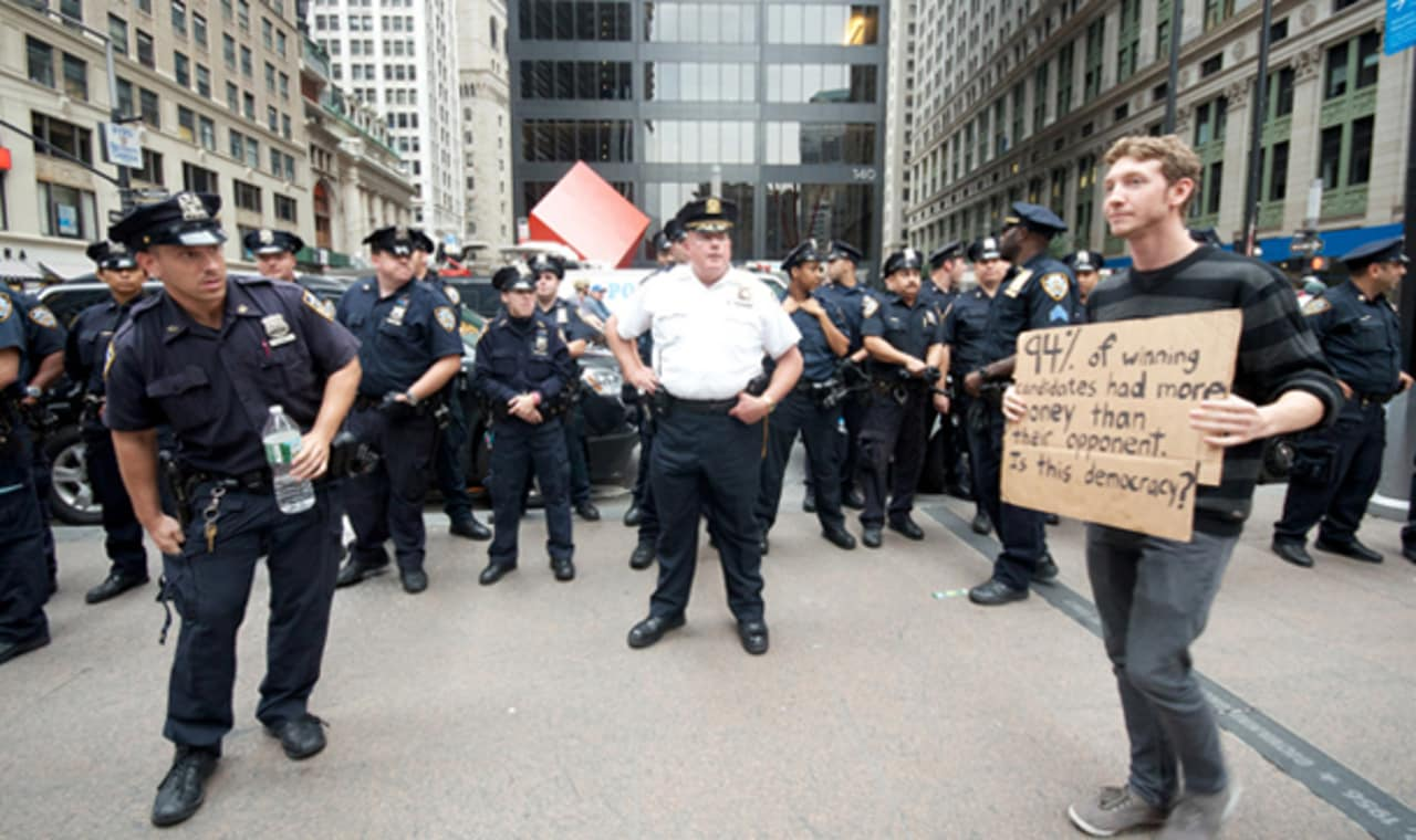 The Demographics Of Occupy Wall Street | Fast Company