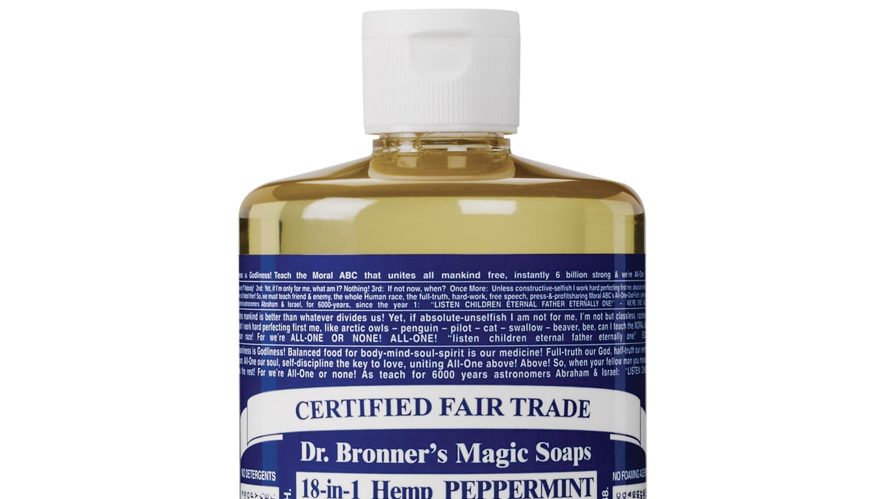 is dr bronner s all natural soap a 50 million company fast company. Black Bedroom Furniture Sets. Home Design Ideas
