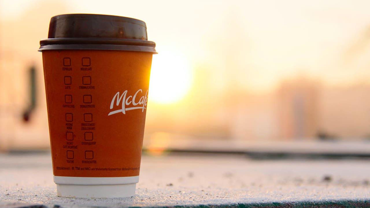 McDonald's McCafé Coffee Is Coming To Grocery Shelves I ...