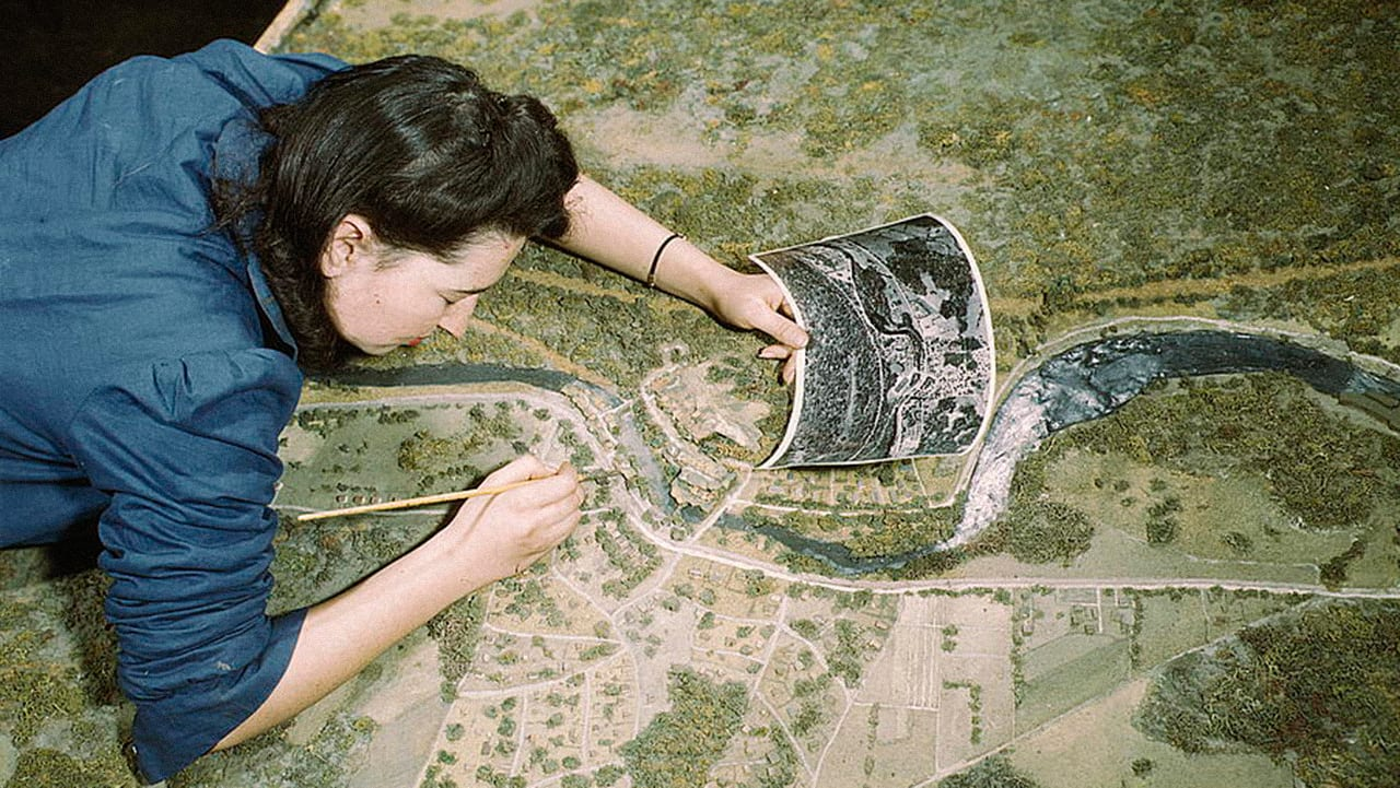 Cheap Drones Are Transforming The Ancient Art Of Mapmaking