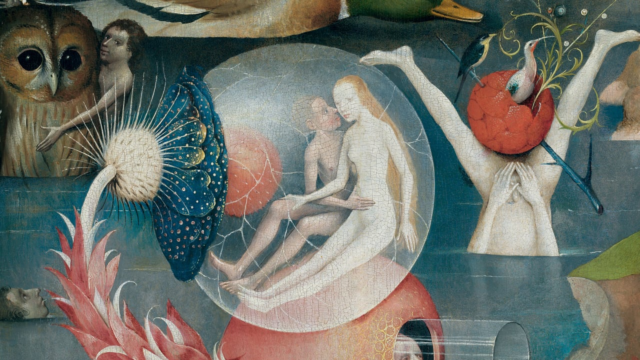 The Best Of Hieronymus Bosch History S Trippiest Paint Co Design