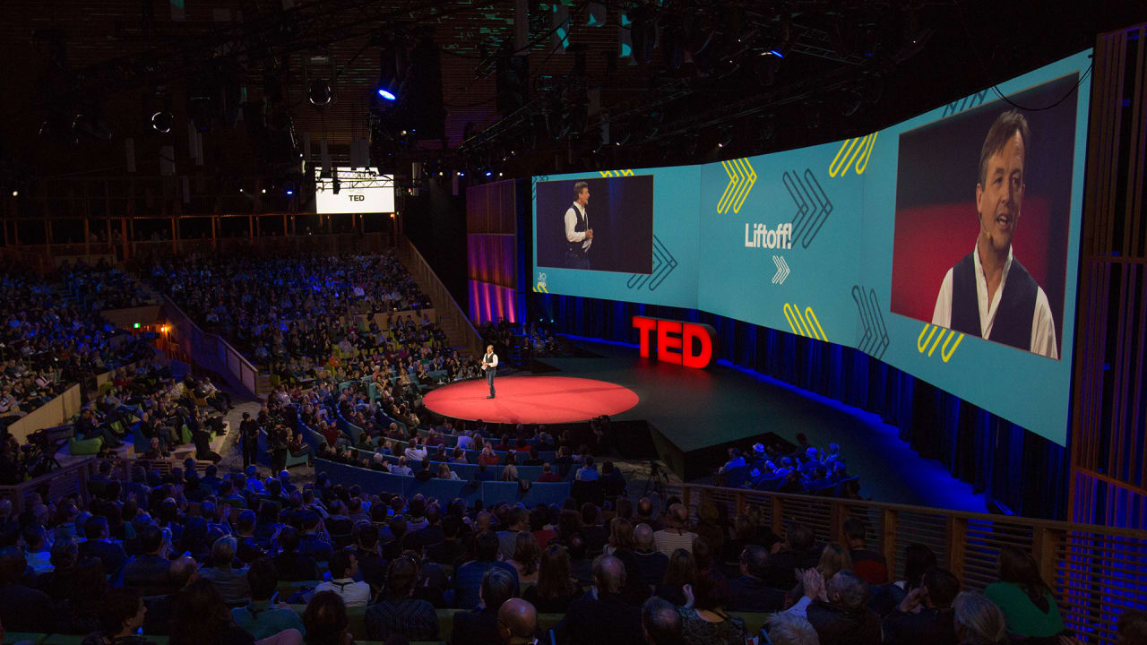 How David Rockwell Reinvented The Theater For The Ted E
