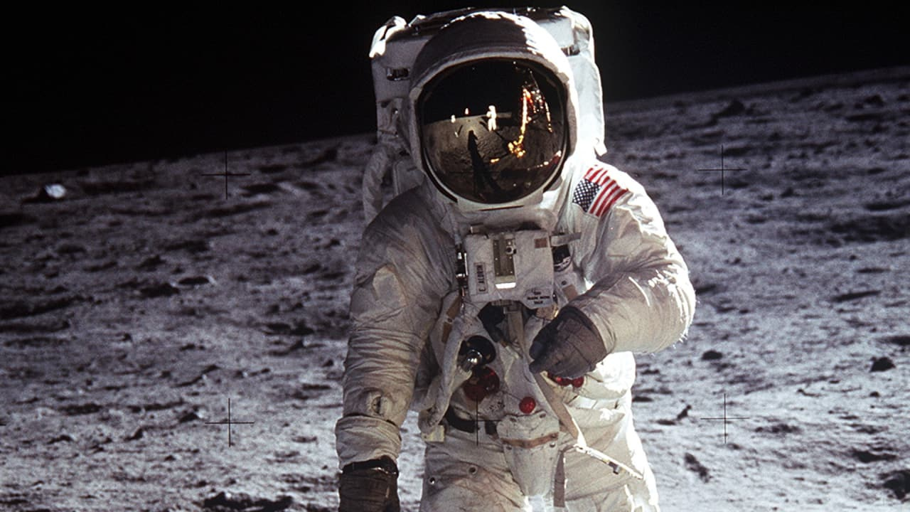 Buzz Aldrin On Tinkering With The Bounds Of What's Possible