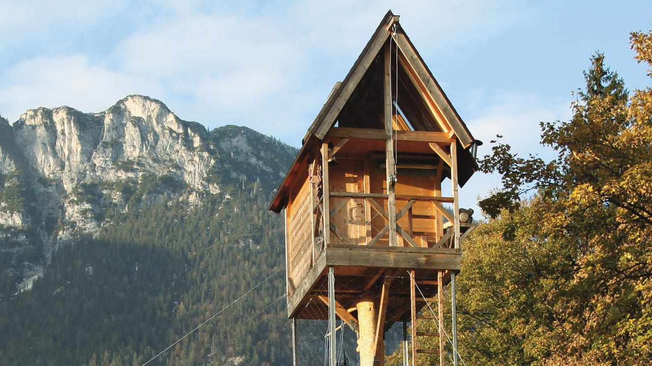 13 of the worlds coolest treehouses where business and design collide
