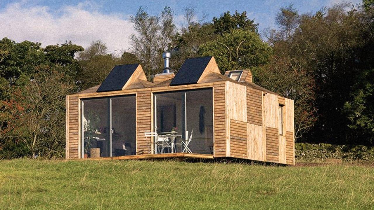 These Modular Pod Homes Balance On Stilts So Plants Ca