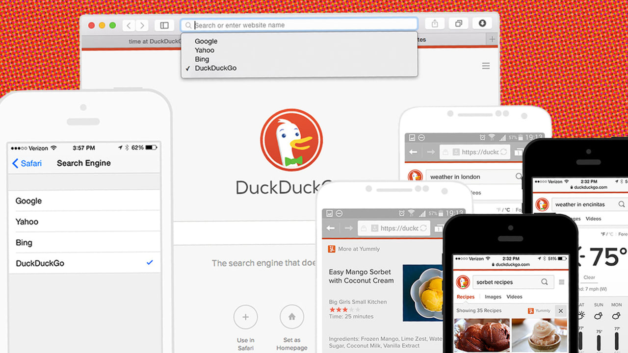 Starting Today, Your Iphone Can Ditch Google For Duckduckgo's Private Search  Delete Apps On An