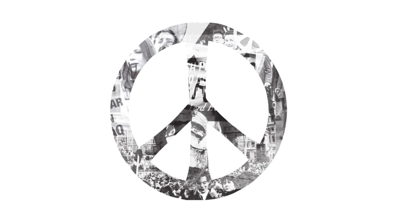 The Untold Story Of The Peace Sign | Co.Design