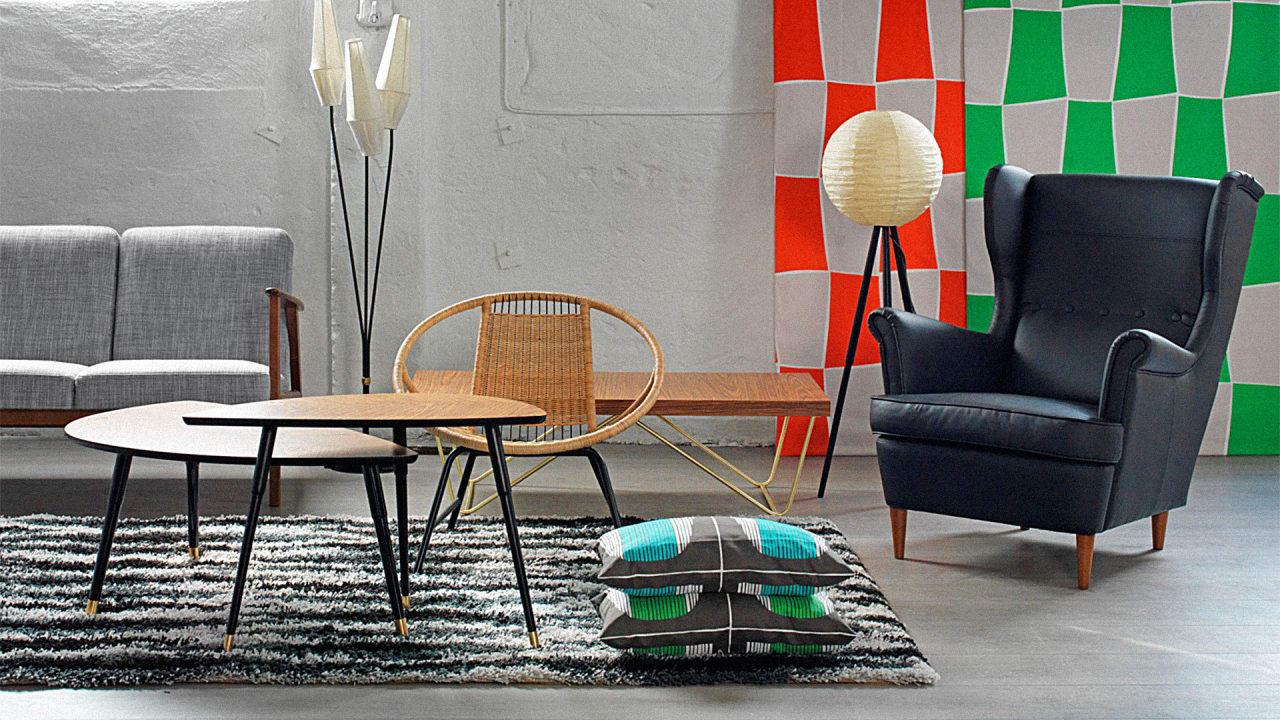 Ikea reissues original midcentury furniture co design for Q furniture brighton co