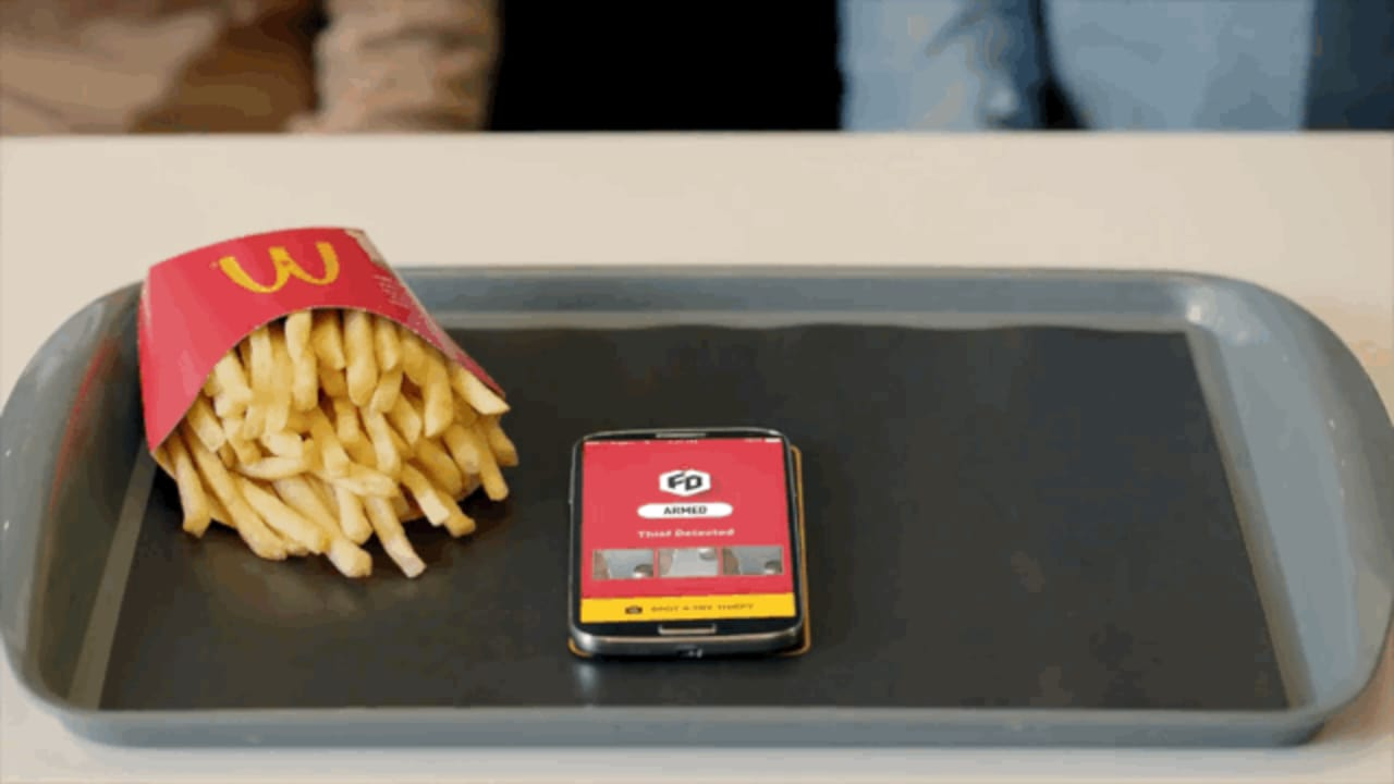 McDonald's Has Released An App To Protect Your French F ...