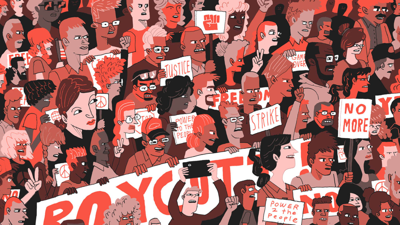 Peaceful Protest—Slow And Steady—Is Winning The Race To Create Change