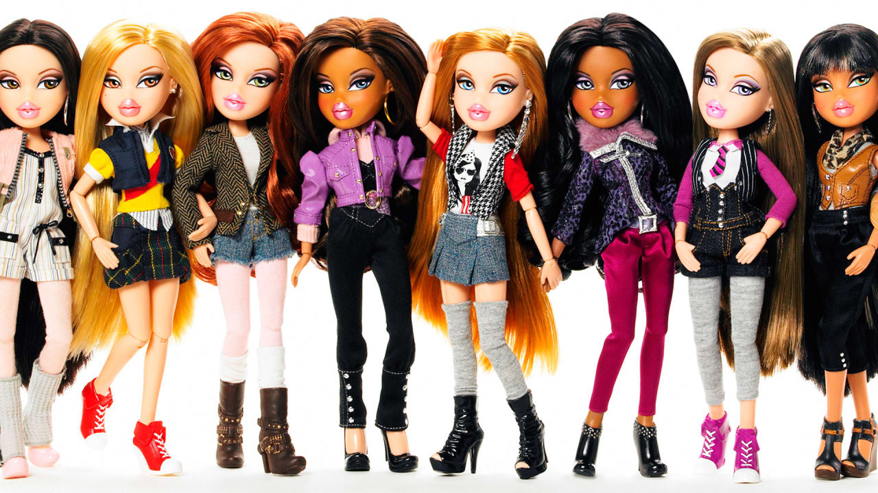 Bratz dolls images galleries with a bite Bratz fashion look and style doll