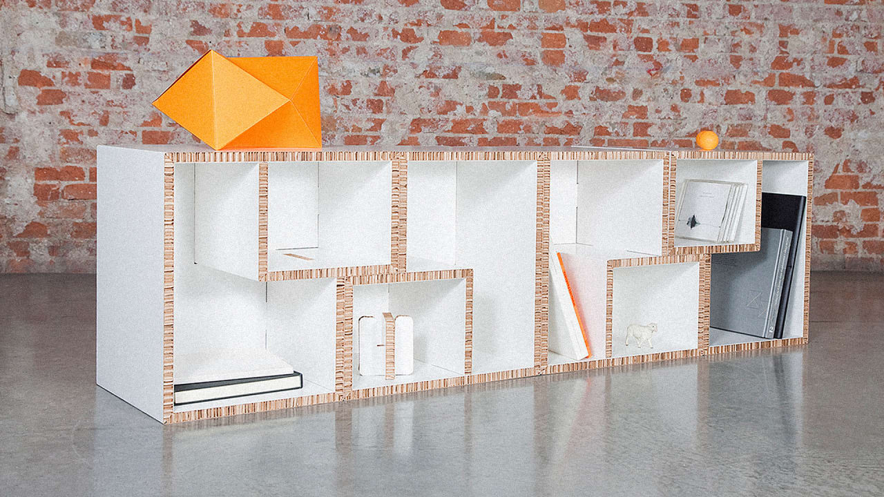 Uncommon Ikea Bookcases Made Of Standard Flat Pack Furniture