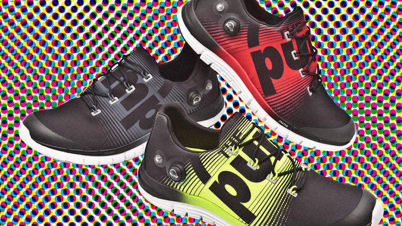 2015 reebok pump running shoes