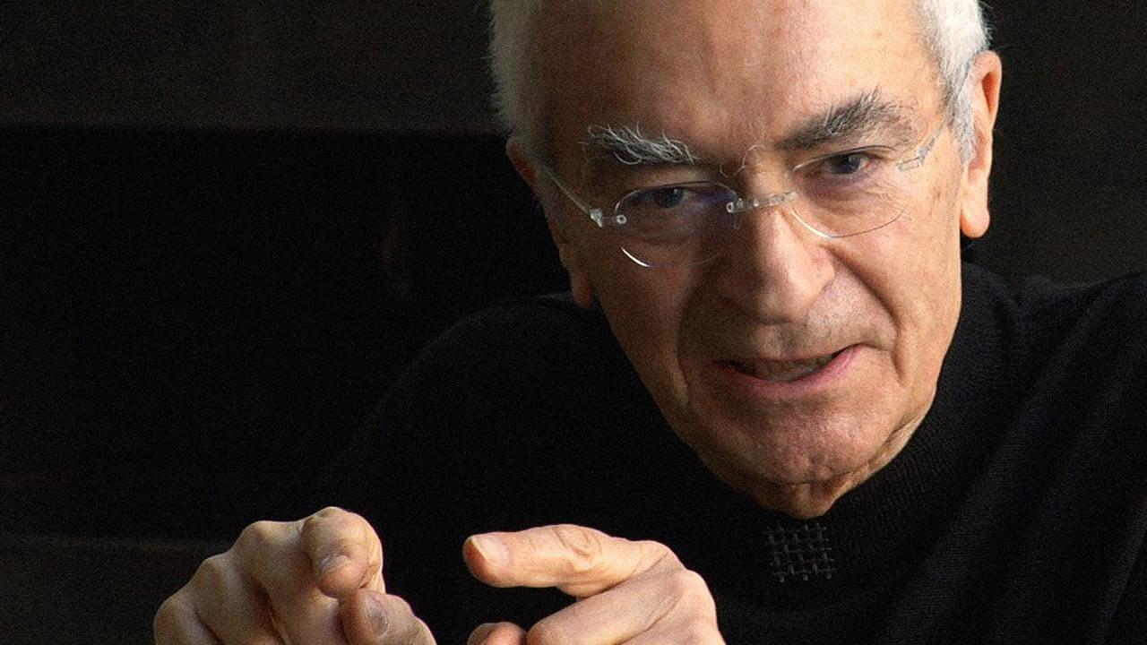 A Rare Interview With Graphic Design Legend Massimo Vignelli
