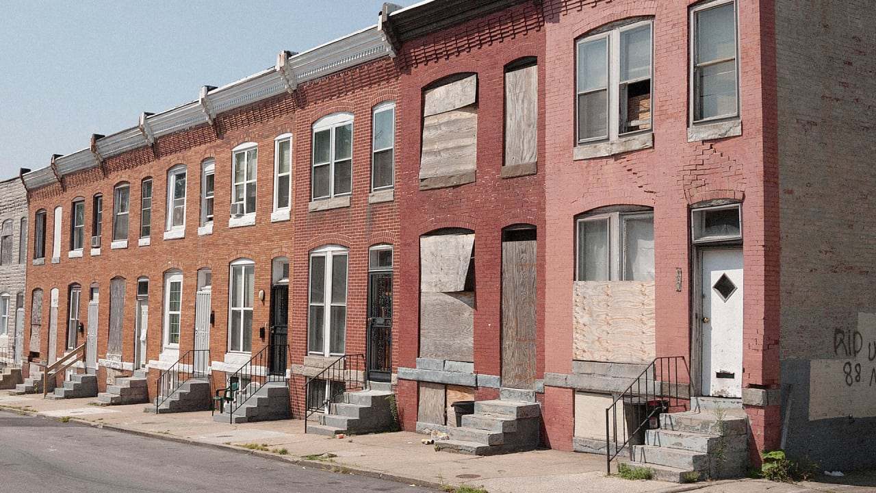 Urban Blight Isn T Just Bad To Look At It S Bad For Your